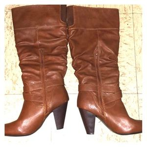 Rampage Eliven Heeled Boots